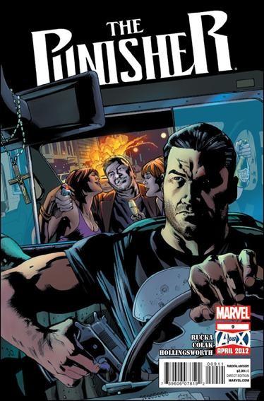 Couverture de Punisher Vol.09 (Marvel comics - 2011) (The) -9- Untitled
