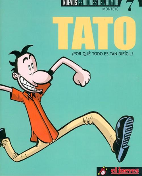 Couverture de Tato -2- ¿Por qué todo es tan difícil?