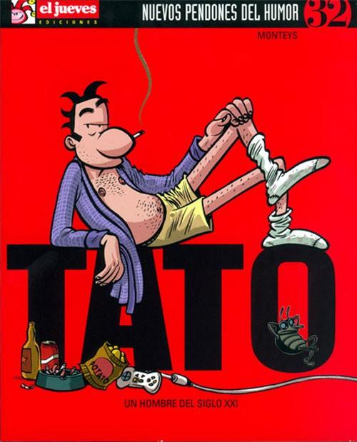 Couverture de Tato -4- Un hombre del siglo XXI