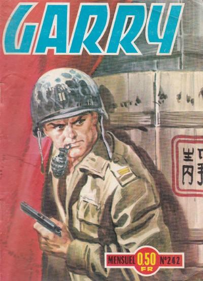 Couverture de Garry (Impéria) (2e série - 190 à 456) -242- Le pire ennemi