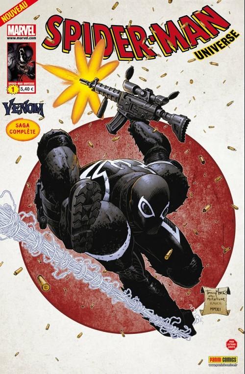 Couverture de Spider-Man Universe (Marvel France - 1re Série) -1- Hors de contrôle