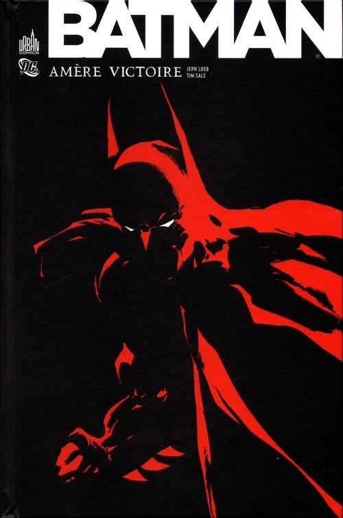 Couverture de Batman : Dark Victory -INT- Amère victoire