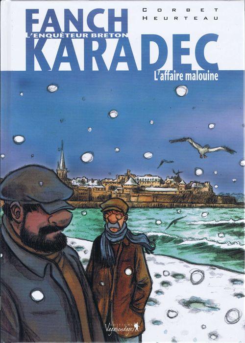 Fanch Karadec l'enquêteur breton (Tome 2)
