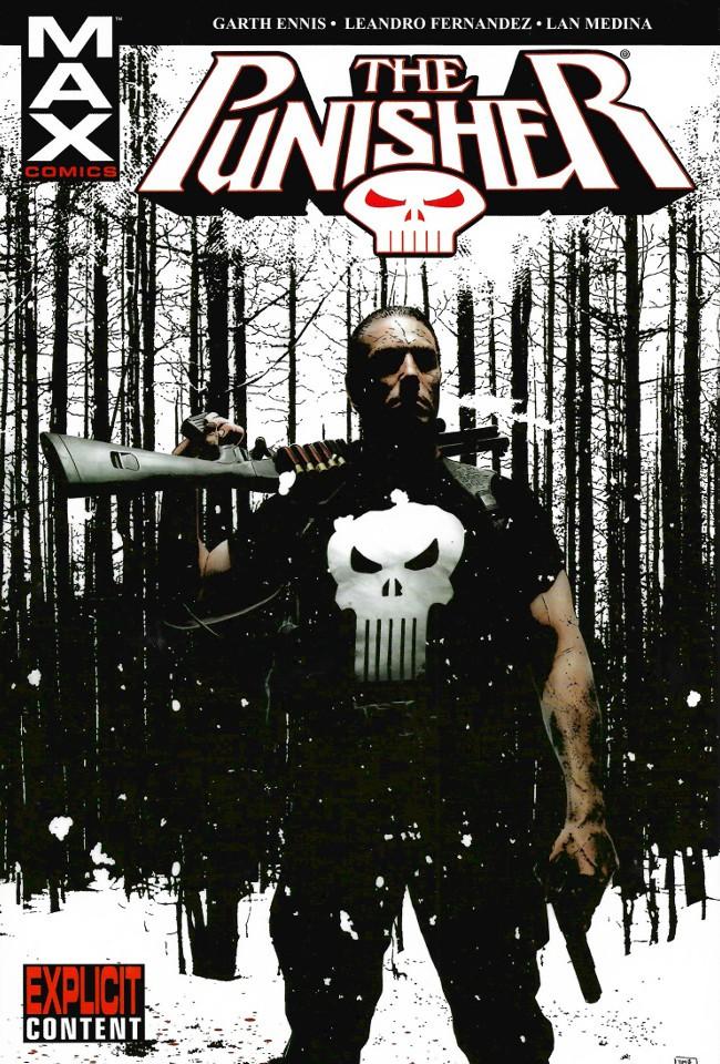 Couverture de Punisher MAX (Marvel comics - 2004) (The) -INTHC4- Volume 4