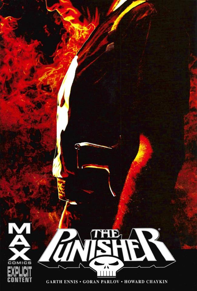 Couverture de Punisher (2004) -INTHC5- Volume 5