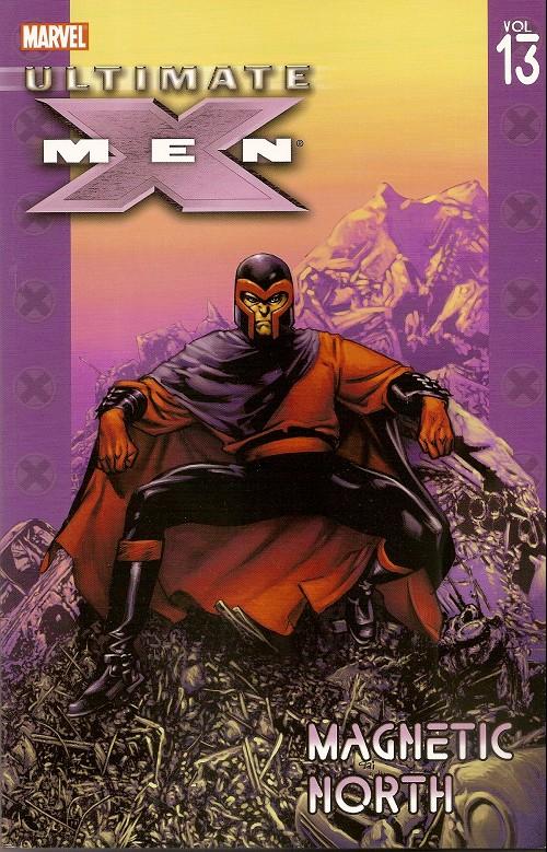 Couverture de Ultimate X-Men (2001) -INT13- Magnetic North