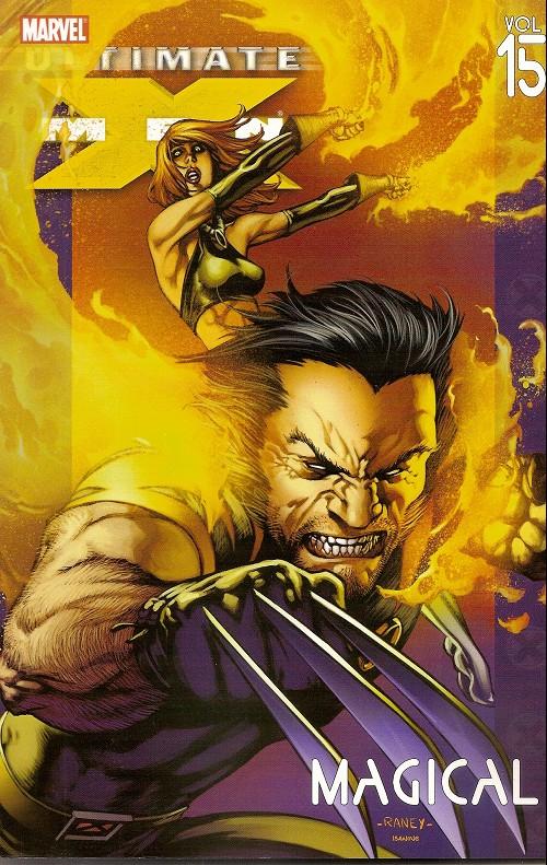 Couverture de Ultimate X-Men (2001) -INT15- Magical