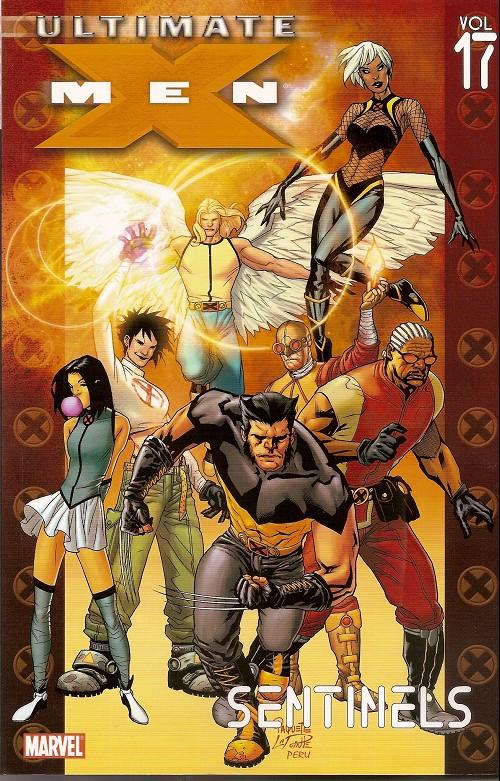 Couverture de Ultimate X-Men (2001) -INT17- Sentinels