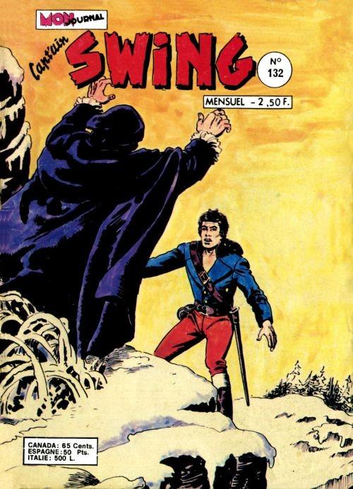 Couverture de Capt'ain Swing! (1re série) -132- Le fantôme du gouffre
