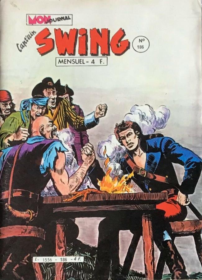 Couverture de Capt'ain Swing! (1re série) -186- Le truc à ne pas rater