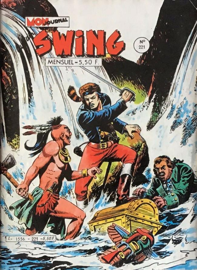 Couverture de Capt'ain Swing! (1re série) -221- L'enfer liquide