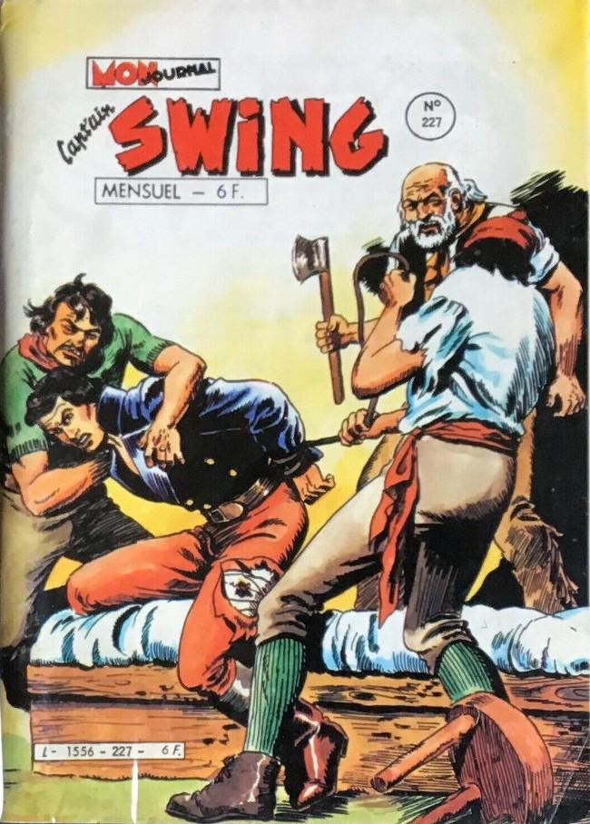 Couverture de Capt'ain Swing! (1re série) -227- Les deniers de Judas