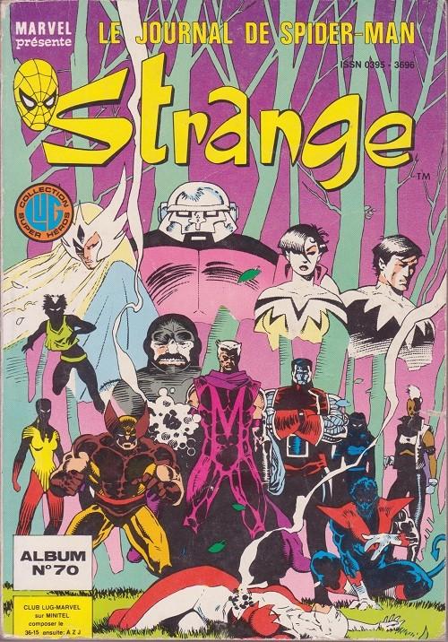 Couverture de Strange -Rec070- Album N°70 (du n°209 au n°211)