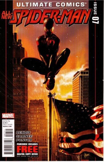 Couverture de Ultimate Comics Spider-Man (2011) -7- Issue 7