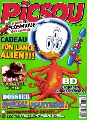 Couverture de Picsou Magazine -479- Picsou magazine n°479