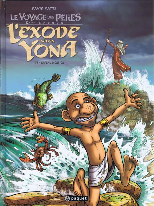 Le Voyage des Peres - L'Exode