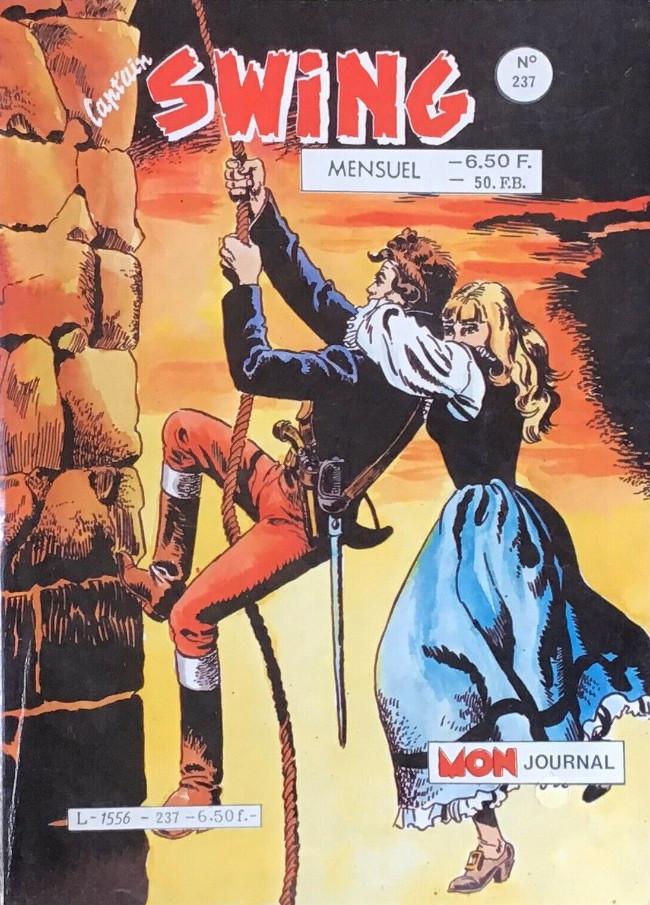 Couverture de Capt'ain Swing! (1re série) -237- Le cri du hibou