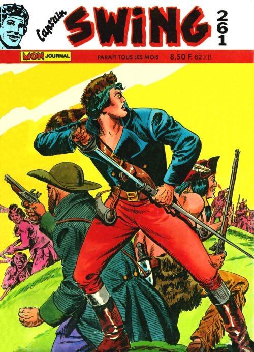 Couverture de Capt'ain Swing! (1re série) -261- Dudu du diable