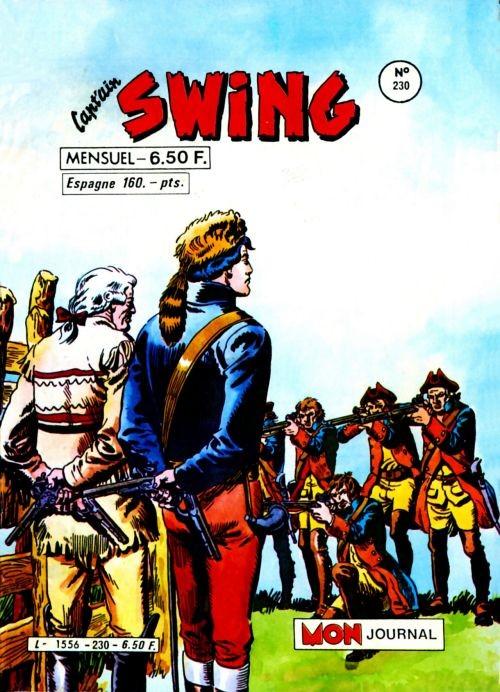 Couverture de Capt'ain Swing! (1re série) -230- Le détachement fantôme