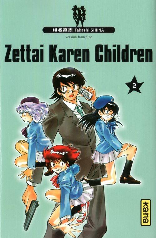 Couverture de Zettai Karen Children -2- Volume 2