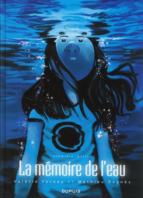 Couverture de La mémoire de l'eau -1- Première partie