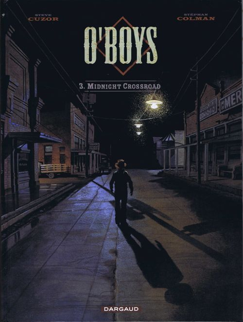 Couverture de O'boys -3- Midnight Crossroad