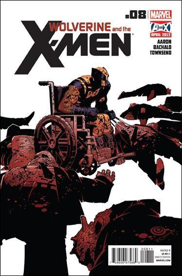 Couverture de Wolverine and the X-Men Vol.1 (Marvel comics - 2011) -8- A little impossible