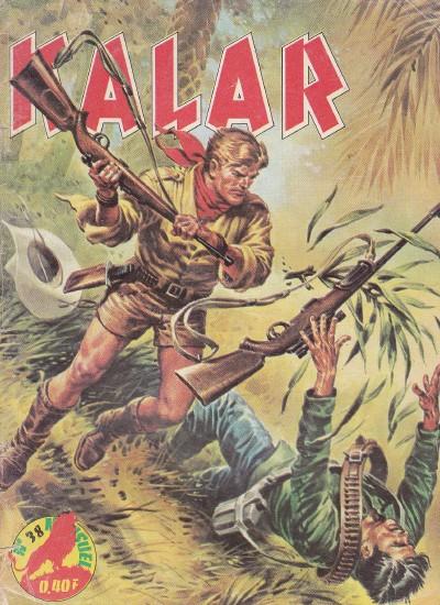 Couverture de Kalar -38- Les nomades