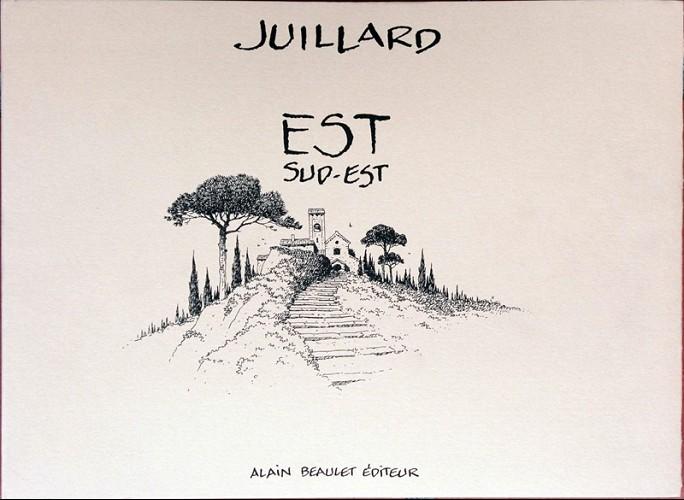 Couverture de (AUT) Juillard - Est sud-est