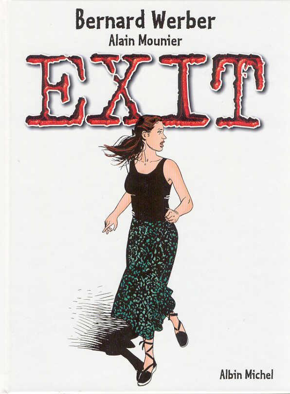 Couverture de Exit (Werber/Mounier) -1- Exit