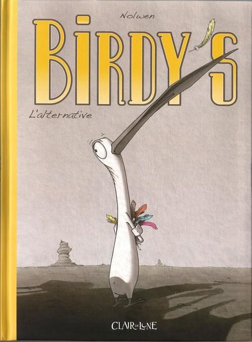 Couverture de Birdy's -1- L'alternative