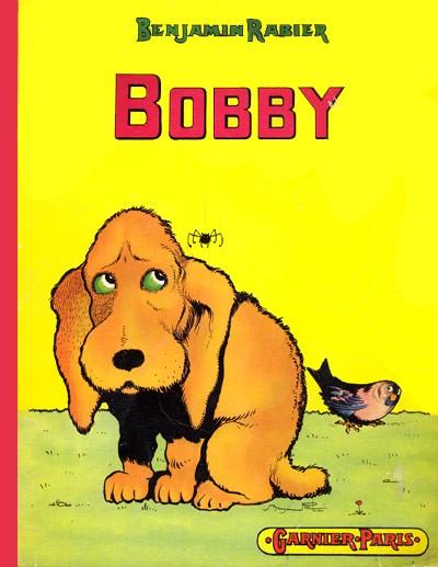 Couverture de (AUT) Rabier - Bobby