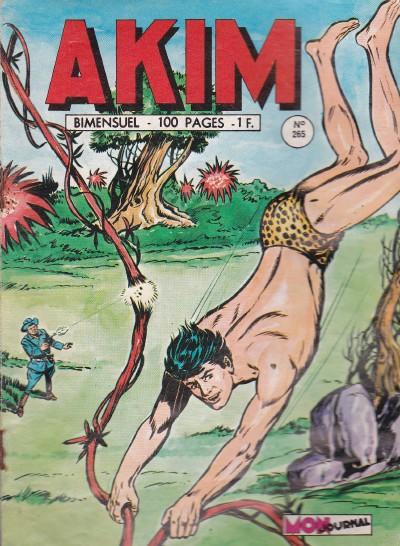 Couverture de Akim (1re série) -265- L'opération de la dernière chance