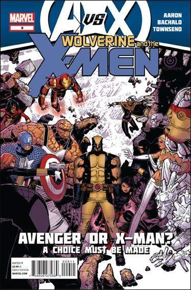 Couverture de Wolverine and the X-Men Vol.1 (Marvel comics - 2011) -9- Day of the phoenix, dark night of the soul