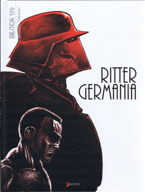 Couverture de Block 109 : Ritter Germania - Ritter Germania
