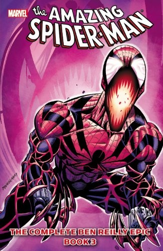 Couverture de Amazing Spider-Man (The) (TPB) -INT- The Complete Ben Reilly Epic Book 3