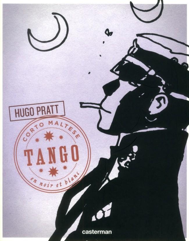 Couverture de Corto Maltese (2011 - En Noir et Blanc) -10- Tango