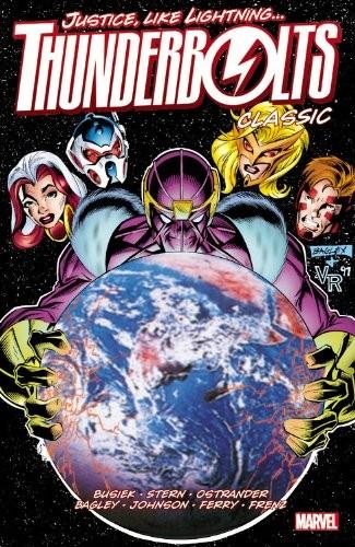 Couverture de Thunderbolts Vol.1 (Marvel Comics - 1997) -CLAS02- Thunderbolts Classic vol.2