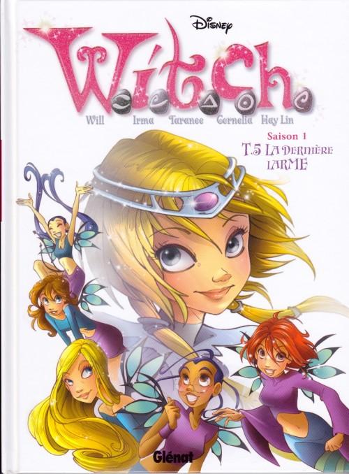 bande dessinee witch
