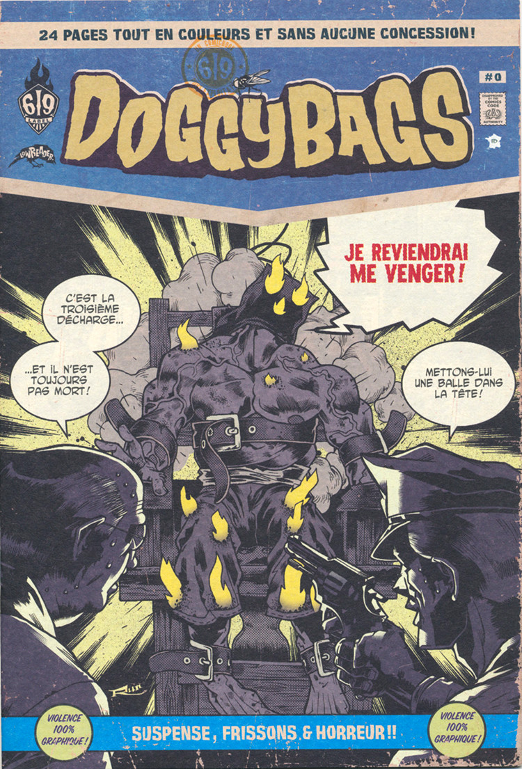 Couverture de Doggybags -0- Volume 0