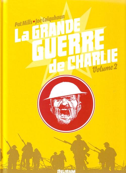 Couverture de La grande Guerre de Charlie -2- Volume 2