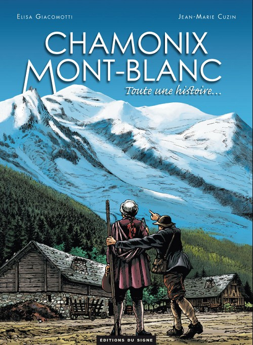 Chamonix mont blanc 1 toute une histoire - Chamonix office de tourisme ...