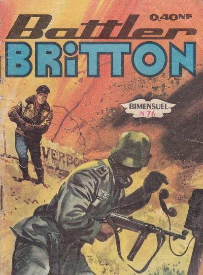 Couverture de Battler Britton (Imperia) -76- Répit