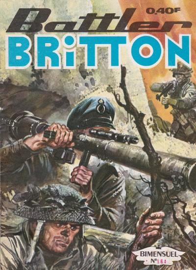 Couverture de Battler Britton (Imperia) -164- Les bérets rouges