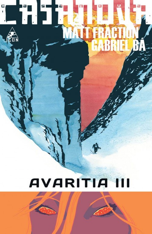 Couverture de Casanova: Avaritia (2011) -3- Harm Reduction