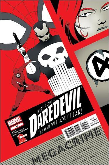 Couverture de Daredevil Vol. 3 (Marvel - 2011) -11- Untitled