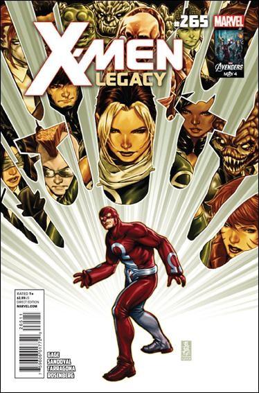 Couverture de X-Men Legacy (2008) -265- Untitled