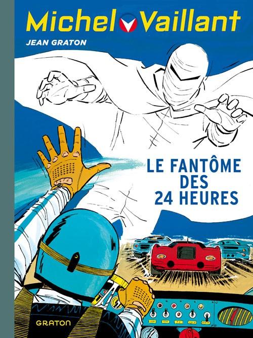 Couverture de Michel Vaillant (Dupuis) -17- Le fantôme des 24 heures