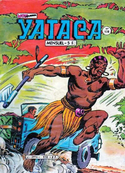Couverture de Yataca (Fils-du-Soleil) -178- Danger de mort