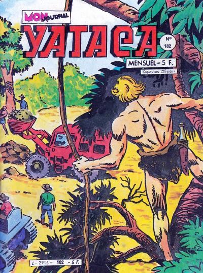 Couverture de Yataca (Fils-du-Soleil) -182- Le mal de la montagne
